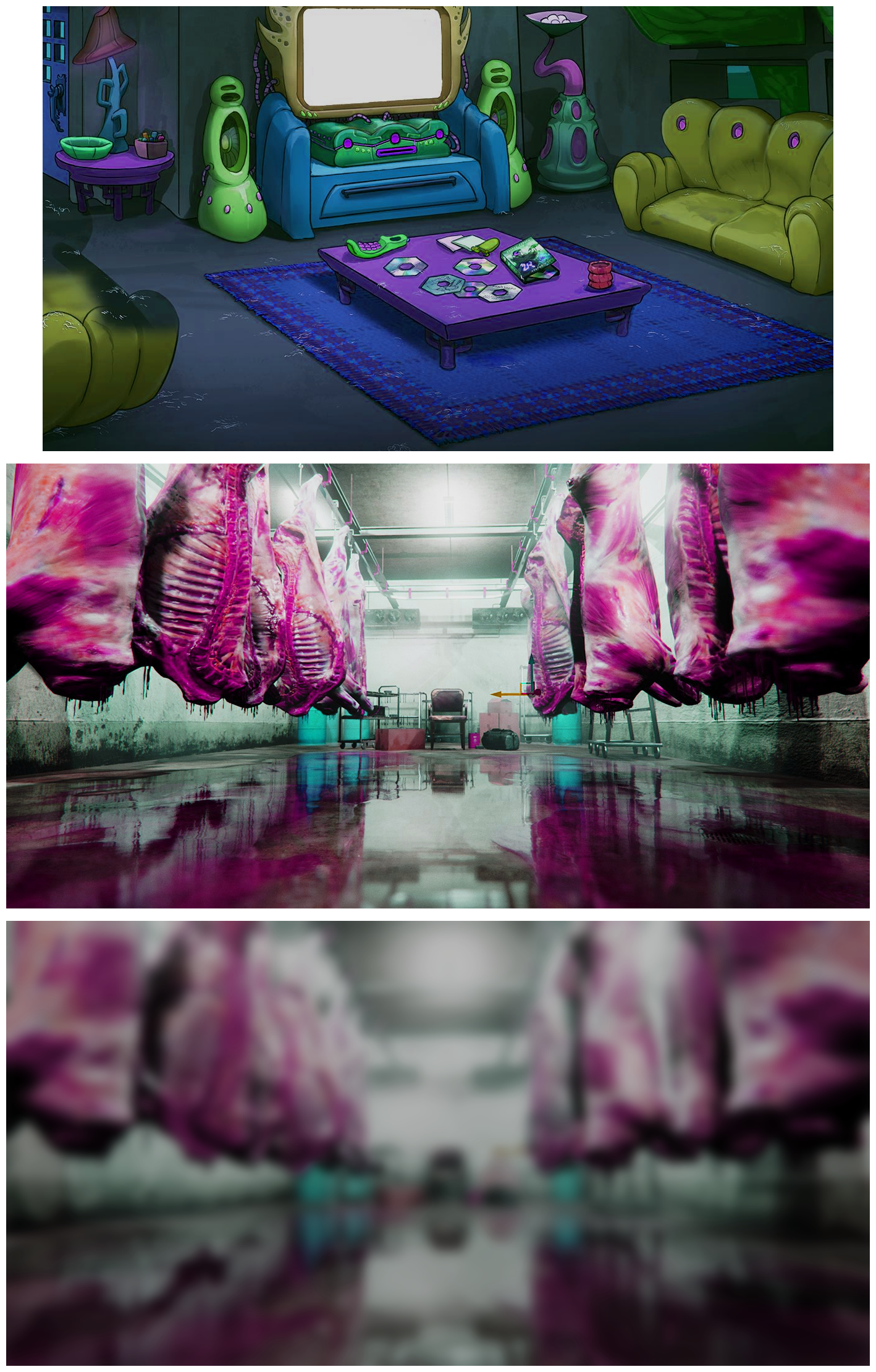 Backgrounds (Scrapped)