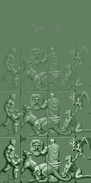 Engravings Menu