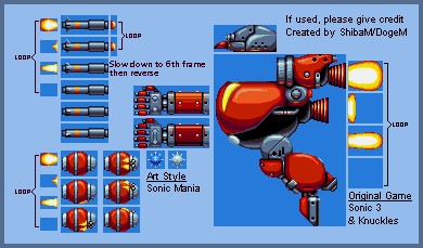 Doomsday Mech (Mania Style)