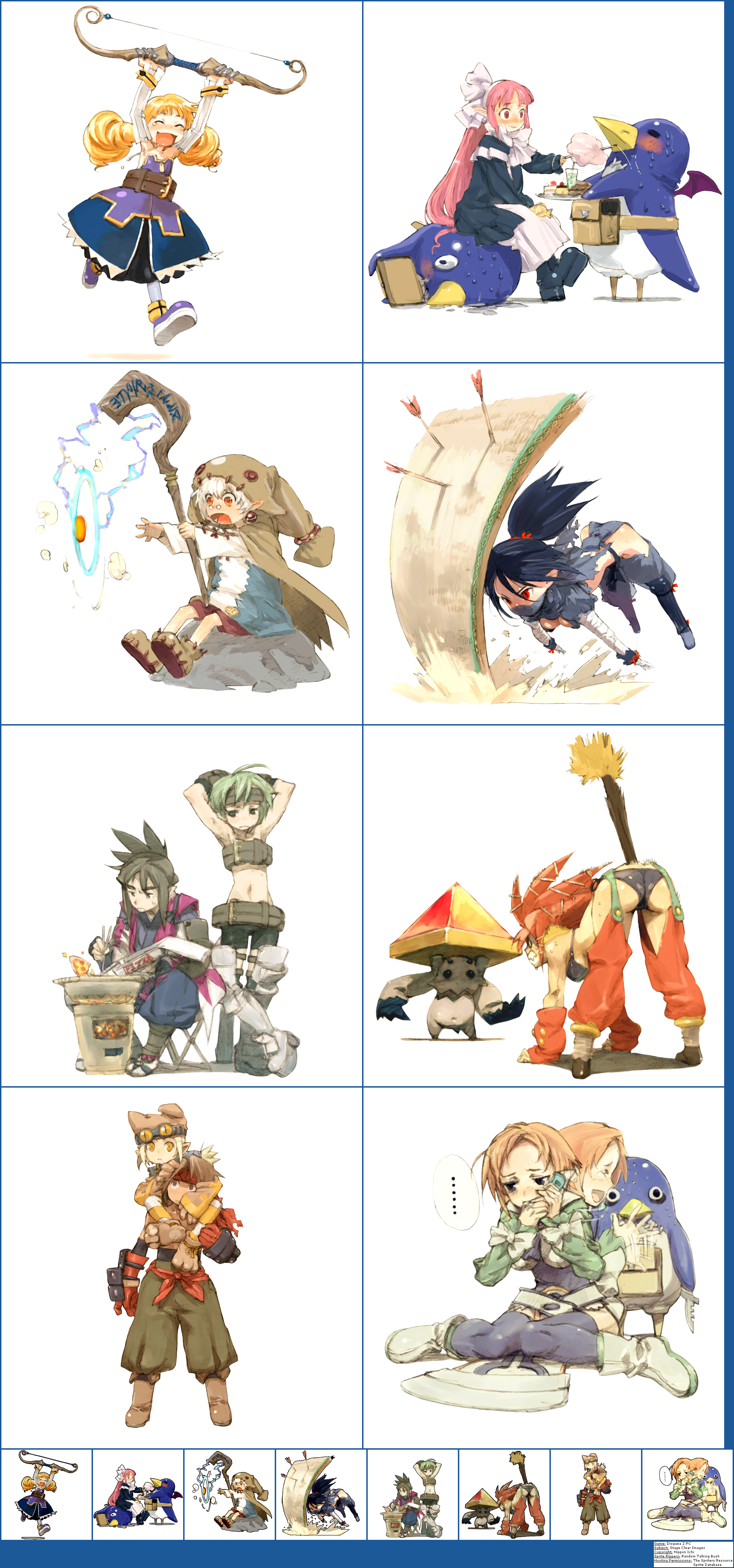 Stage Clear Images