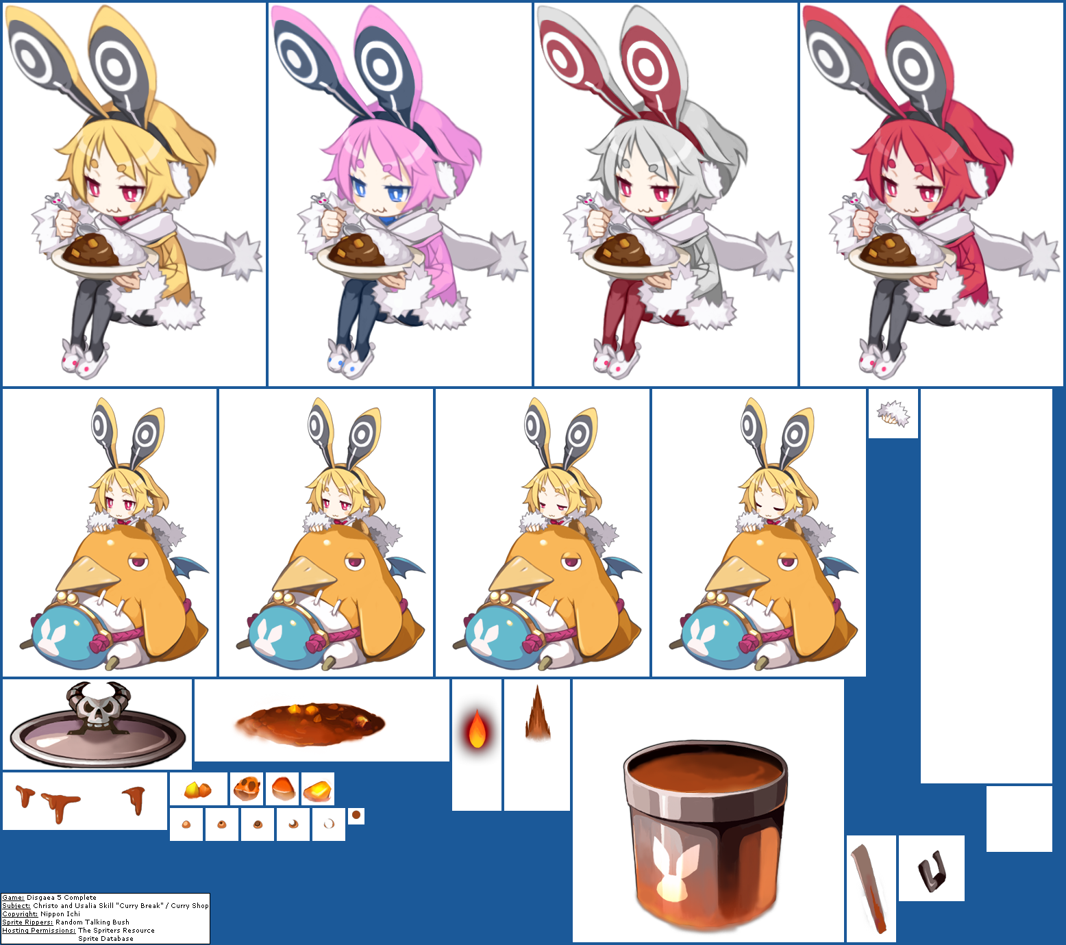 "Christo and Usalia Skill ""Curry Break"" / Curry Shop"