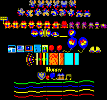 General Sprites (X1 Scale)