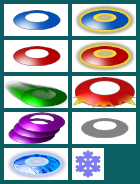 Disk Icons