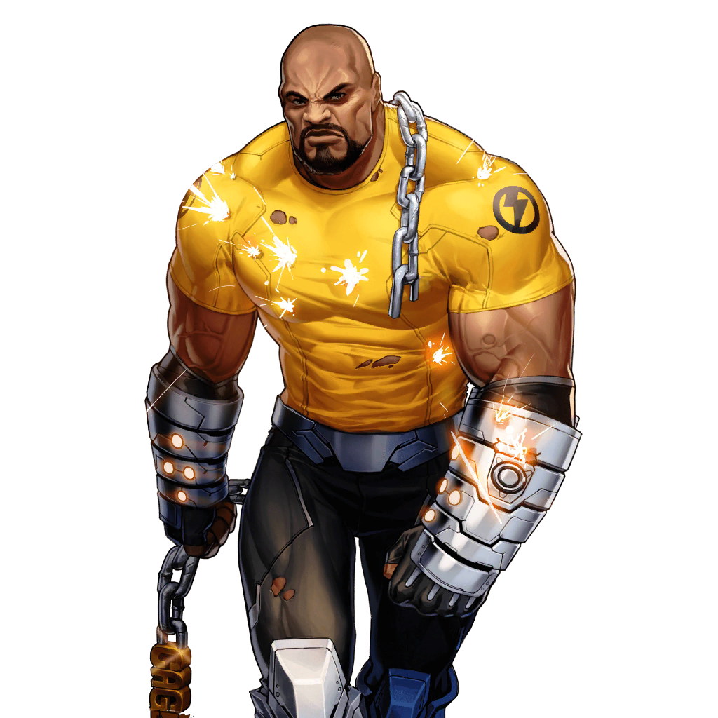 Marvel: Battle Lines - Luke Cage