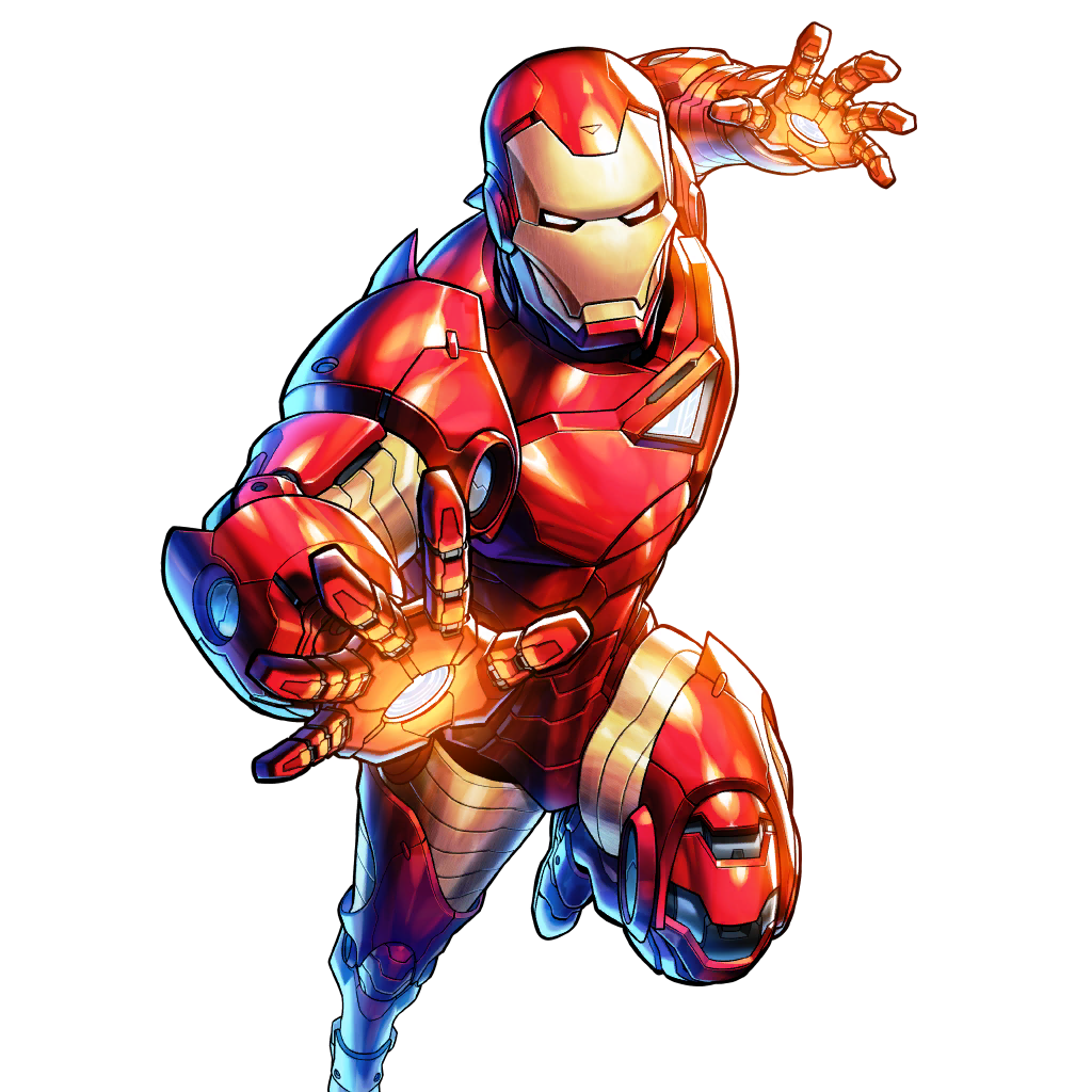 Marvel: Battle Lines - Iron Man Mark 25 (Tony Stark)