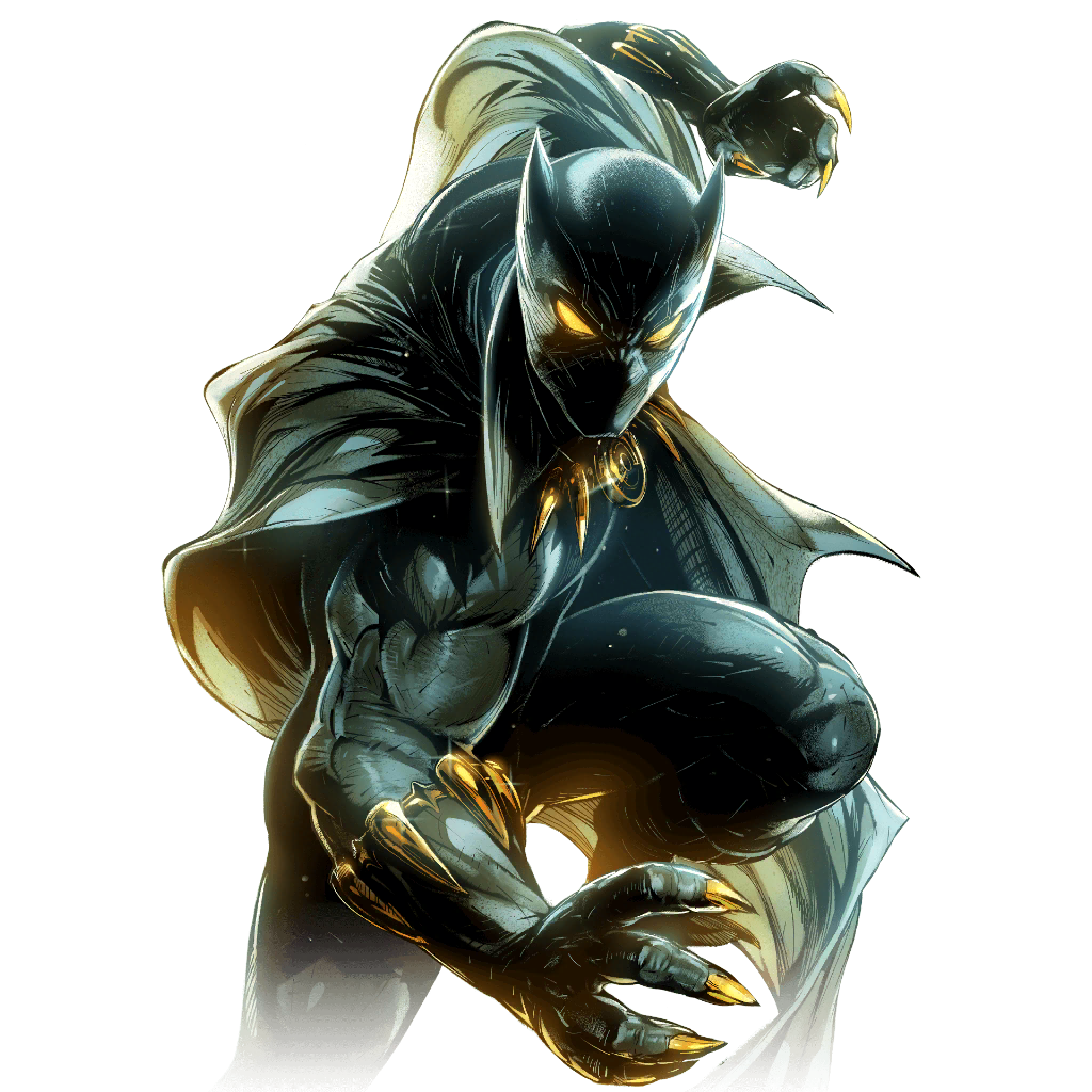 Marvel: Battle Lines - Black Panther (T'challa)
