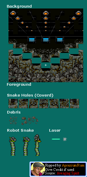 Robot Snakes