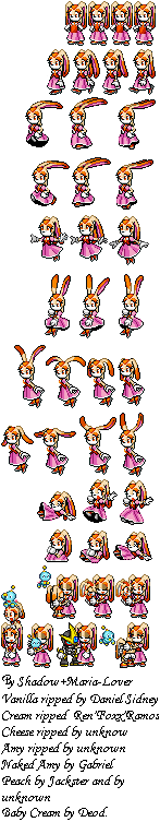 Vanilla the Rabbit (Advance, Expanded)