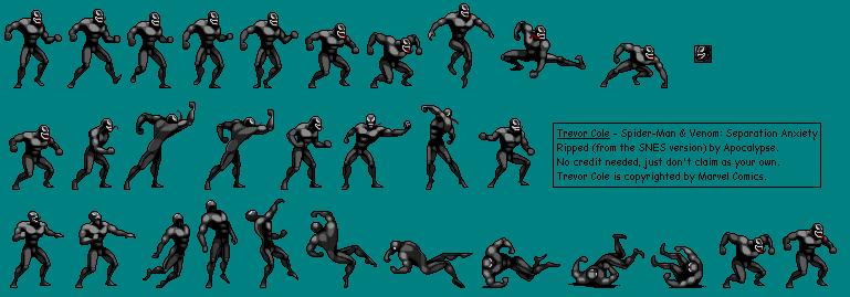 snes spiderman and venom separation anxiety riot