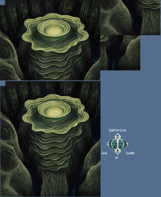 Sylph's Cavern - Throne Room