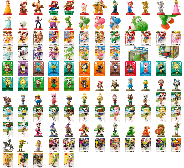 Nintendo Badge Arcade - Badges