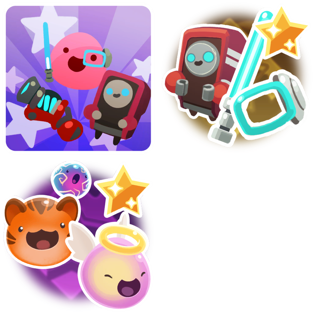 Slime Rancher - DLC Icons