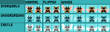 Fighter Fly (SMB1 NES Style)