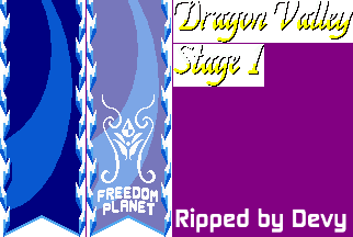 Freedom Planet - Title Card
