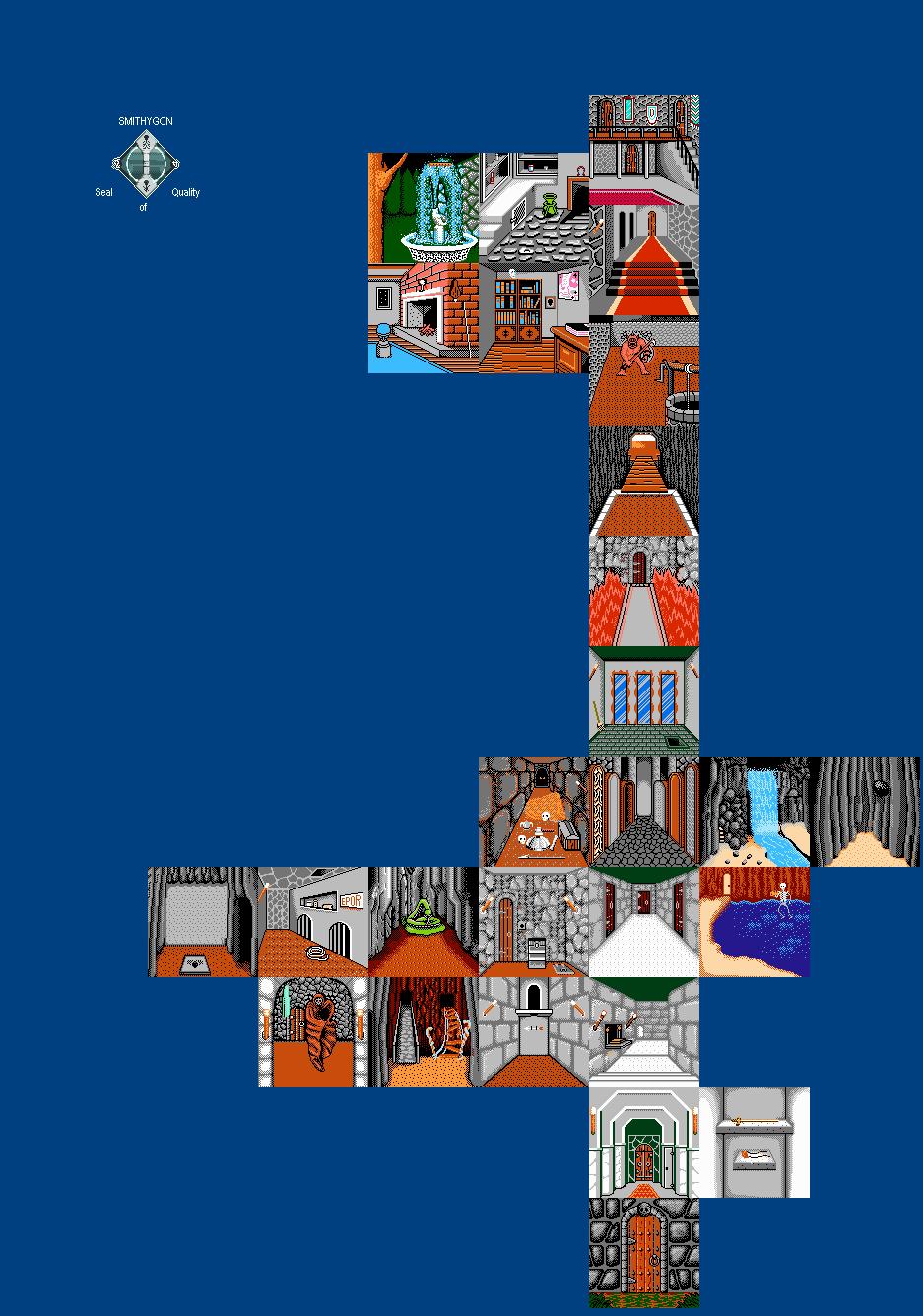 Deja Vu Review for NES (1990) - Defunct Games