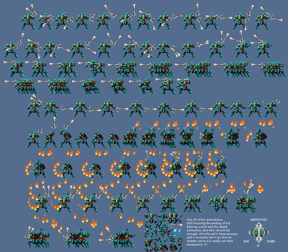 The Spriters Resource - Full Sheet View - Castlevania ...