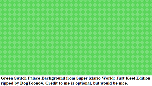 Green Switch Palace Background