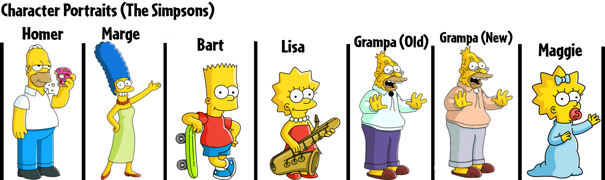 The Simpsons: Tapped Out - The Simpsons