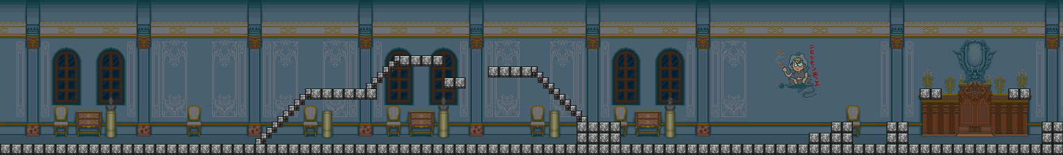 Stage 6-3: Mirror Hall Reflections (Arranged Mode)