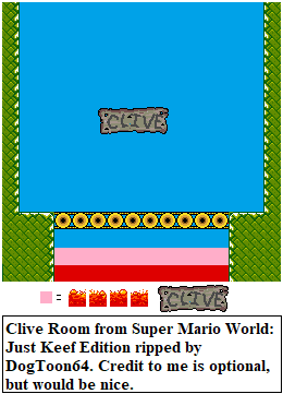 Clive Boss Room