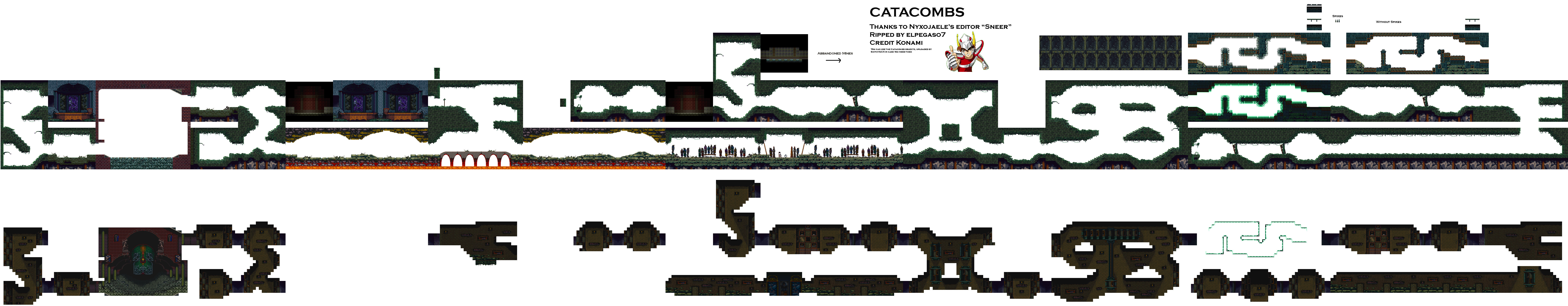 Catacombs Transparent Background