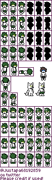 Colin (Game Boy-Style)