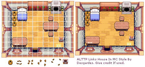 Link's House (The Minish Cap-Style)