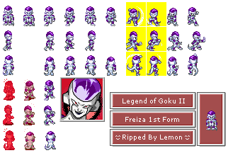 Game Boy Advance Dragon Ball Z The Legacy Of Goku Ii Frieza