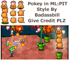 Pokey (Mario & Luigi: Partners in Time-Style)