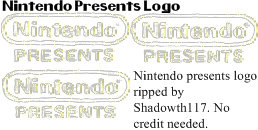 Nintendo Presents Logo