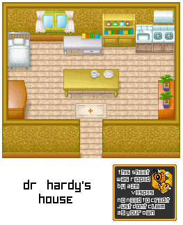 Dr. Hardy's House