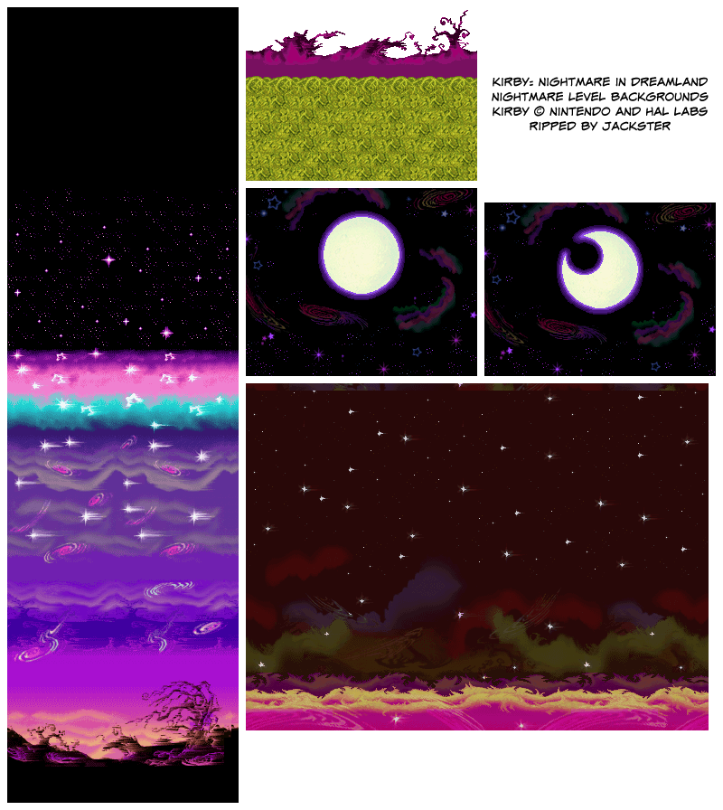 Backgrounds 7