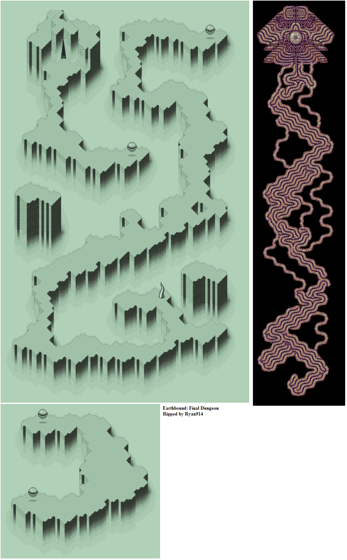 The Spriters Resource - Full Sheet View - Earthbound ...