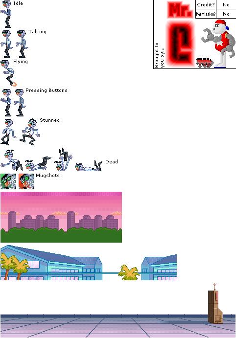 Game Boy Advance - Nicktoons: Freeze Frame Frenzy - Robot Crocker ...