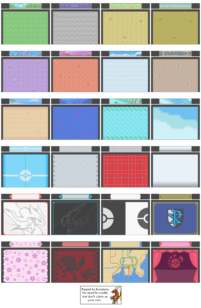Box Backgrounds