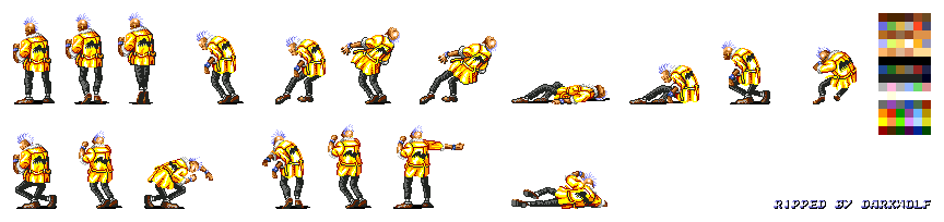 Streets of Rage 2 - Y. Signal