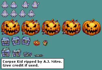 Game Boy Advance - Nightmare Before Christmas: The Pumpkin King ...