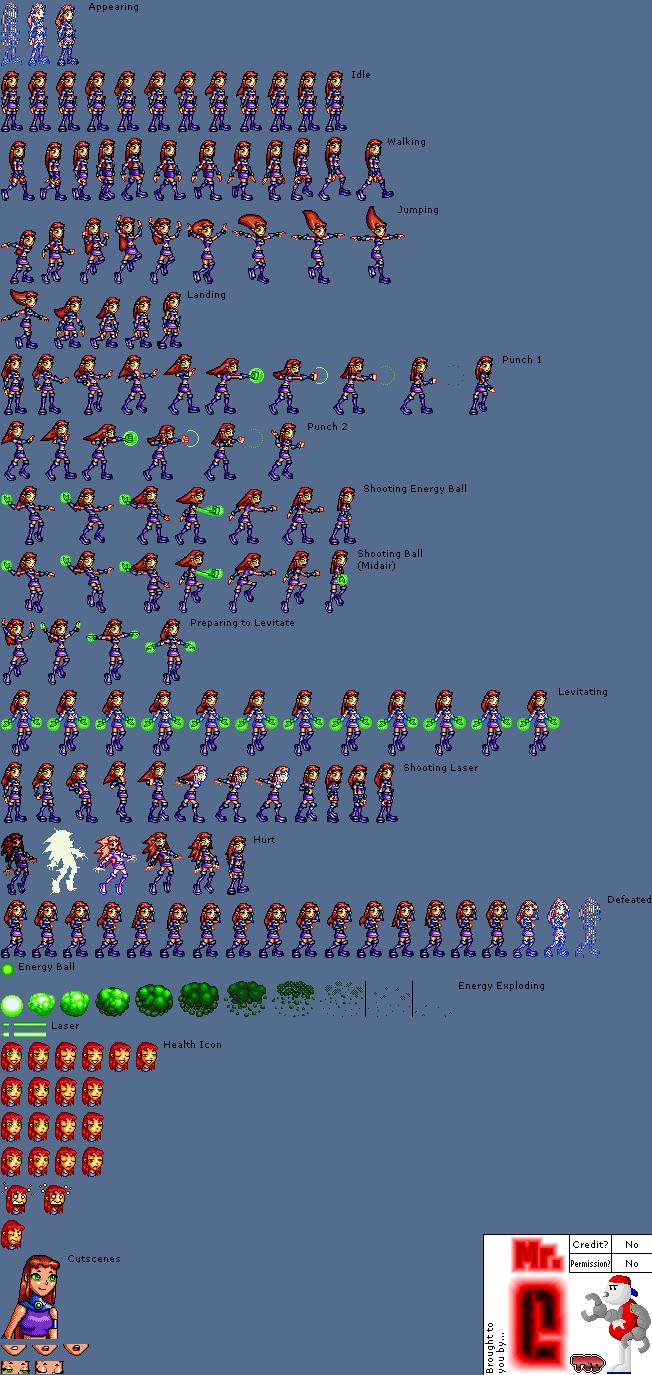 Teen Titans Computer Games 29