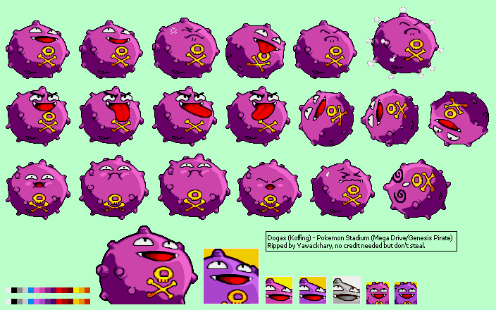 Dogas (Koffing)