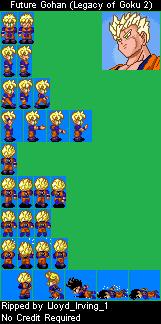 Game Boy Advance Dragon Ball Z The Legacy Of Goku Ii