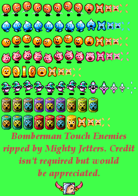 Mobile Bomberman Touch The Legend Of Mystic Bomb