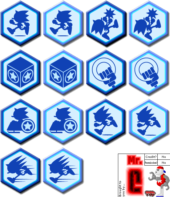 2-Player Mode Select Icons