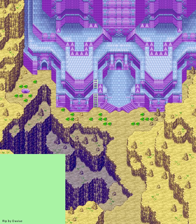 Game Boy Advance - Golden Sun 2: The Lost Age - Jupiter Lighthouse ...