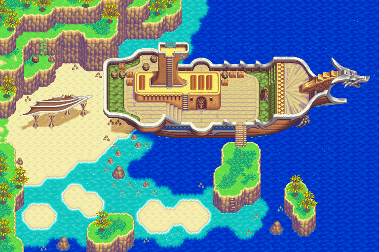 Game boy advance golden sun 2 the lost age atteka inlet atteka inlet lemurian ship gumiabroncs Image collections