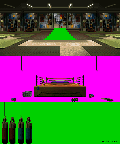 Boxing Gym (Combo)