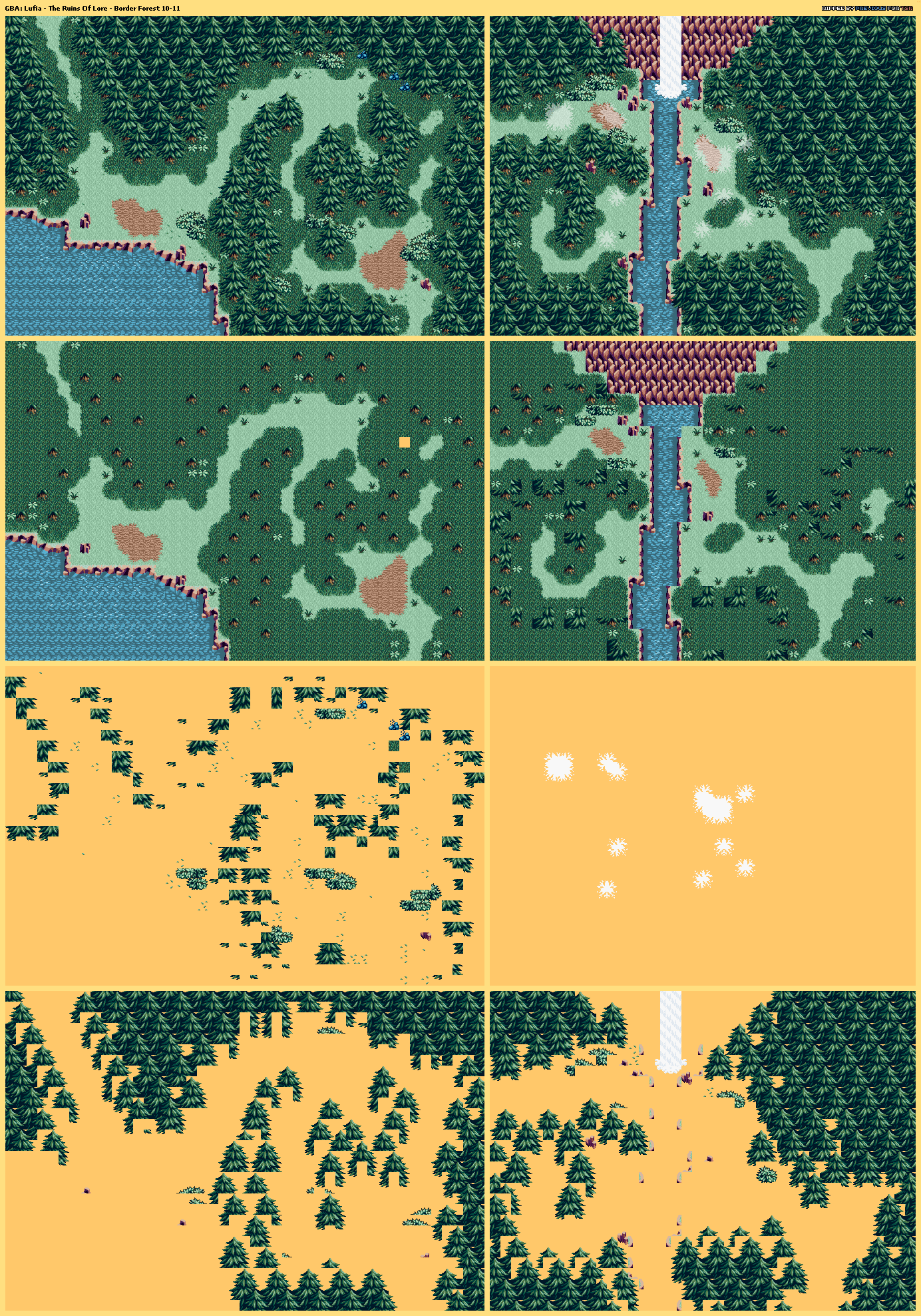 Border Forest 10-11