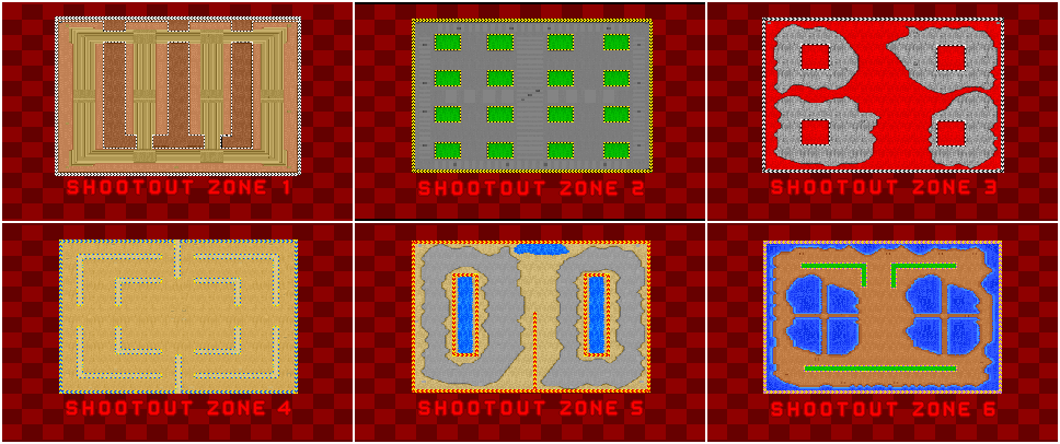Shootout Zones (Bonus)
