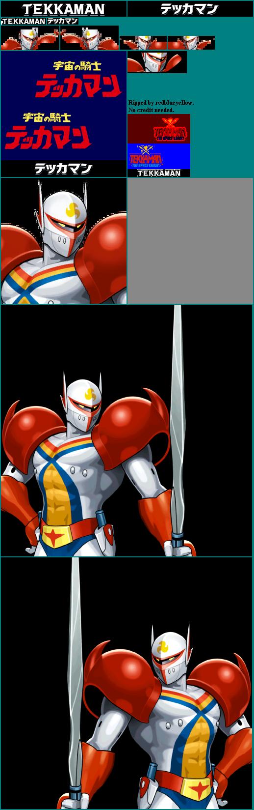 Images de Tatsunoko vs. Capcom : Tekkaman Blade dévoilé