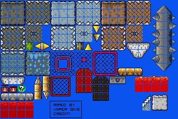 Castle / Fortress Tiles