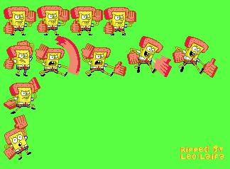 Game Boy Advance Spongebob Squarepants Atlantis Squarepantis
